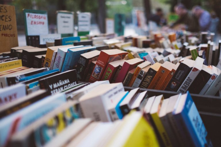 An Ode to Used Book Sales